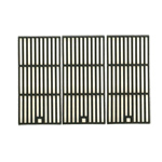 Cast Iron Cooking Grid Replacement for Kenmore 415.16123801, 415.16125, 415.16127, 415.16537900, 415.16127800, 6400-122390-115, 415.16123801 and Kmart 640-641215405 Gas Grill Models, Set of 3