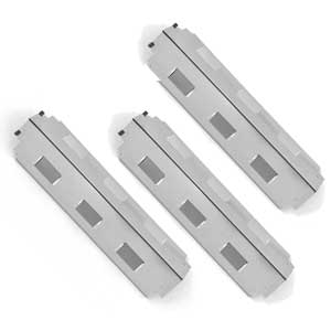 3 Pack Stainless Steel Flavorizer Bar for select Charbroil 463460712, 463462108 & Kenmore 463420507 Gas Grill Models