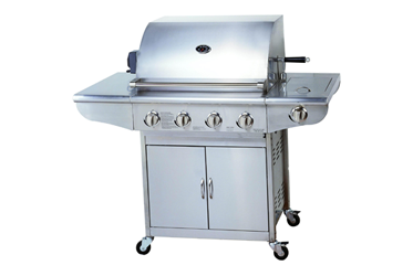 PERFECT GLO PG-50400S GAS GRILL