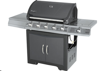 Charmglow 810-8500-S Gas Grill Model 810-8500-S