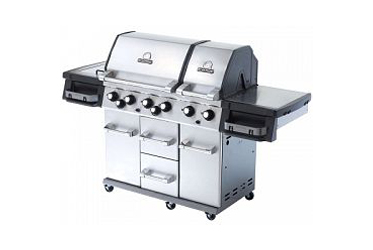 BroilKing Gas Grill Model 989687