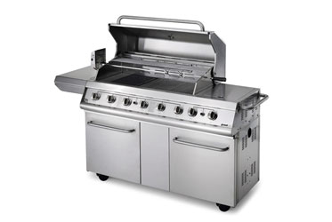 Grand Hall Gas Grill Model ELITE 791