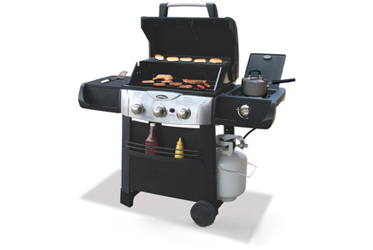 Uniflame Gas Grill Model GBC831WB-C