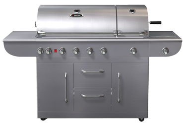 Presidents Choice Gas Grill Model GSS3220JSN, PC25774