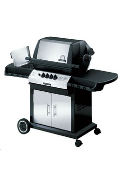 BROIL KING 9562-44 GAS GRILL MODEL