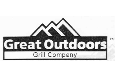 Great Outdoors Gas Grill Model GP600